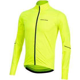 PEARL iZUMi Attack Thermische Longsleeve Jersey Heren, screaming yellow